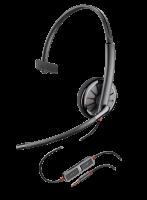 Plantronics Blackwire C215, Mono Headset