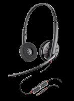 Plantronics Blackwire C225, Stereo Headset