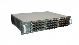OpenVox VS-GW2120 — модульное шасси для GSM