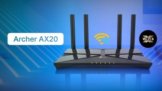 Archer AX20 — новый роутер от TP-Link