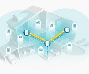 О Wi-Fi Mesh системах: что это такое и как выбрать?