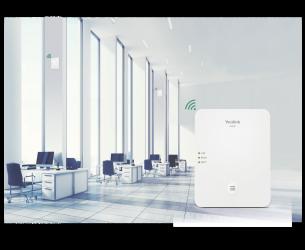 Что такое микросотовая DECT-IP-система Yealink W80B и для чего она нужна?