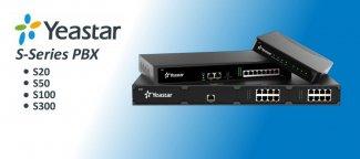 Новая S-серия IP-АТС от Yeastar