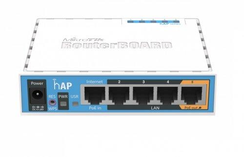Маршрутизатор с VPN MikroTik RB951Ui-2nD
