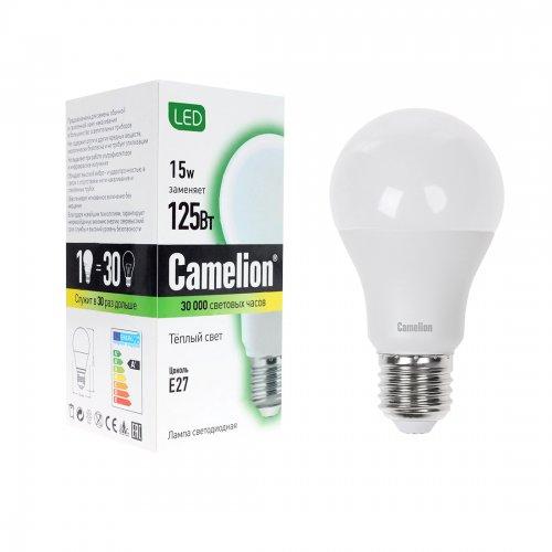 Camelion LED15-A60/830/E27