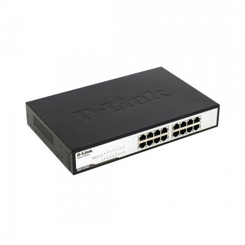 Коммутатор D-Link DGS-1016C/B1A
