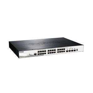 Коммутатор D-Link DGS-1510-28XMP/A1A