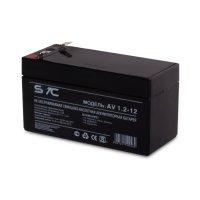 SVC AV1.2-12 12В 1.2 Ач