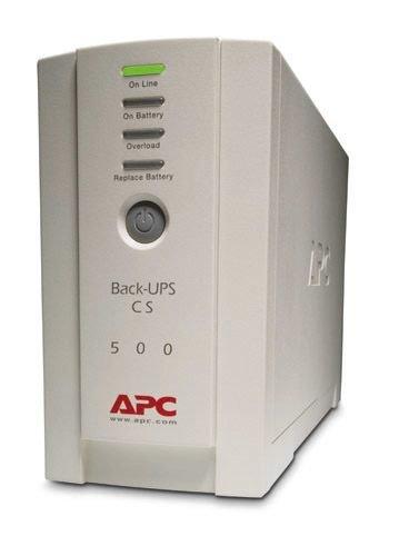 APC Back-UPS CS BK500EI