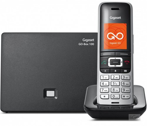 DECT телефон Gigaset S850A GO