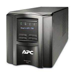 APC Smart-UPS SMT750I 750 ВА с ЖК-индикатором, 230 В