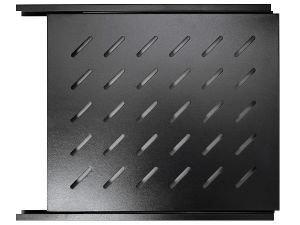 """Полка выдвижная Toten SG.0556.1901, для шкафа серии GS/G7 глубиной 800, 19"""", чёрная"""
