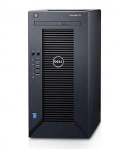 Сервер Dell T30 4B LFF Cabled