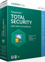 Kaspersky Total Security 2 ПК