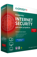 Kaspersky Internet Security 2 ПК Продление