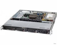 Supermicro X10SRI-F/SC813MFTQC-350C Black 2609